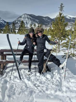 Keeping cool in the Rockies