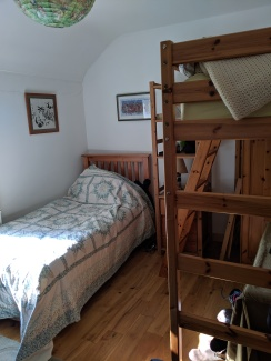 Oh no there's only one bunkbed